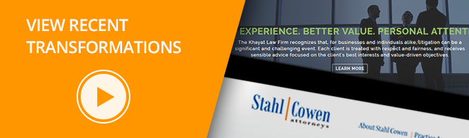 View Our Recent Website Transformations on the I C X Platform