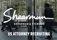 Shearman & Sterling LLP Website