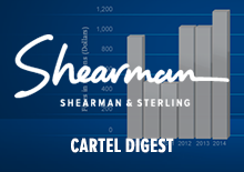 Shearman & Sterling LLP - Cartel Digest Website