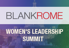 Blank Rome Women's Summit Website