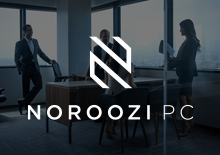 Noroozi P.C. Firm Website Thumbnail